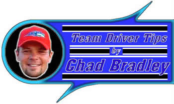 Pro Driver Tips By Chad Bradley