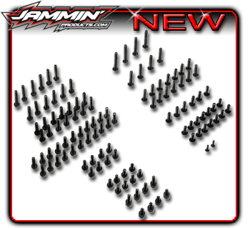 New Jammin Screw Kit for the Losi 22
