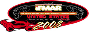 2008 IFMAR 1/8 Off-road Worlds