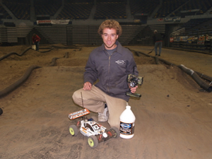 Jared Tebo R/C Pro Finals 1st