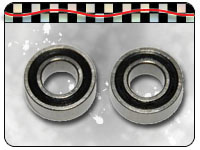 Jammin 5 x 10mm Clutch Bearings