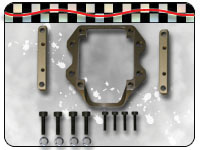 2 Pc. Engine Mount