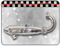 Jammin JP-1 exhaust pipe set